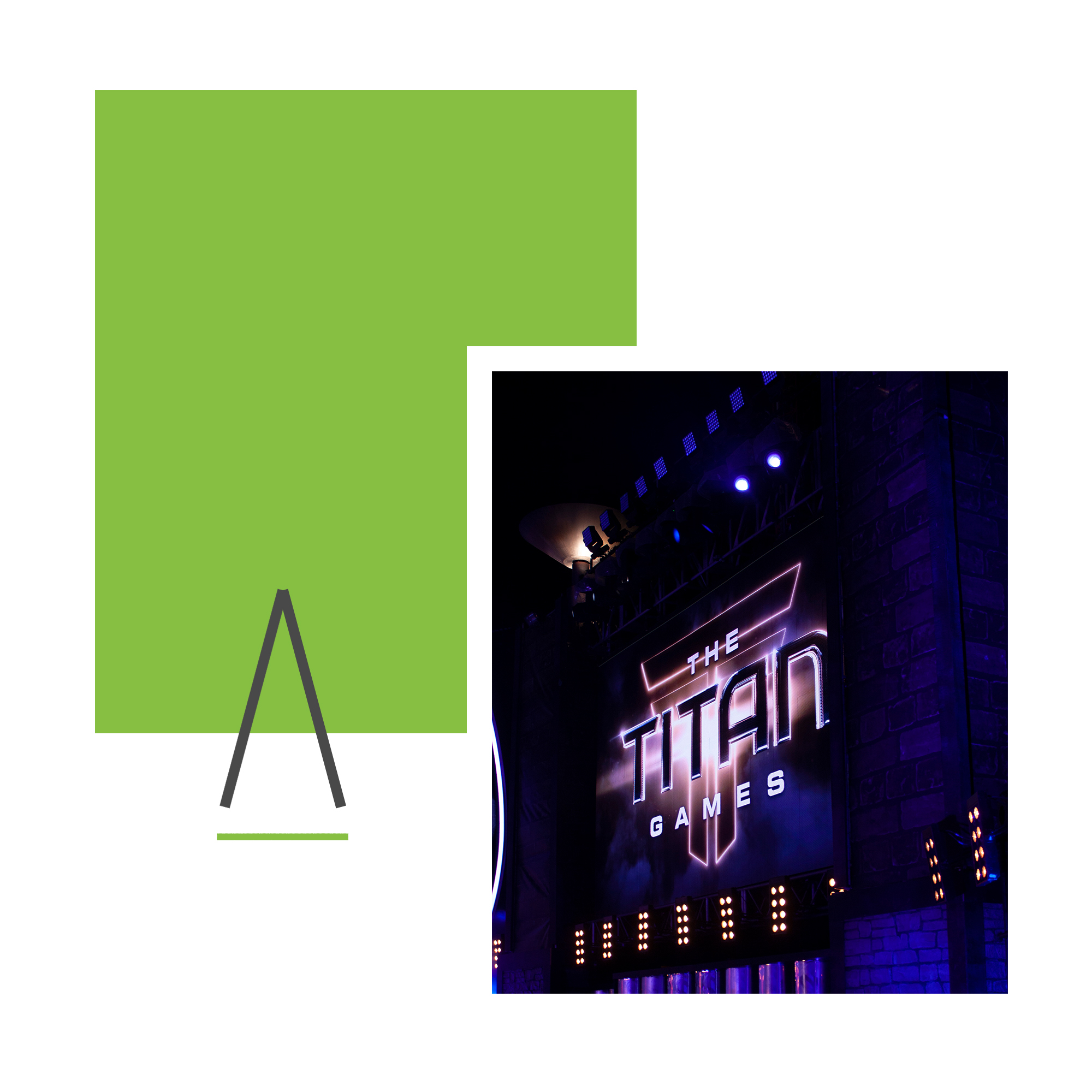 FEATURED WORK - Concepts, design, and implementation of specialized challenges and shows for the entertainment industry.