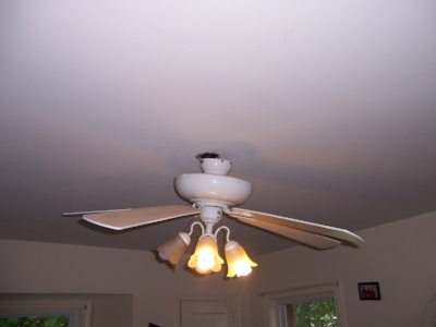 More things to look for: unsafe fixtures and fans