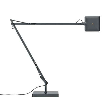 This  Flos green mode  table lamp automatically adjusts to the amount of light in the room to provide the best lighting possible.
