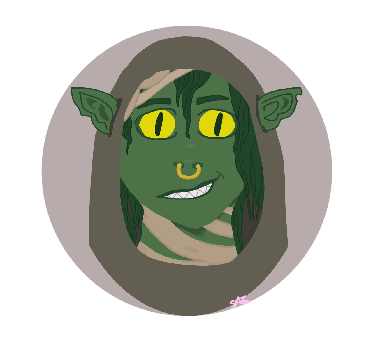 - Nott the Brave from Critical Role - 2018