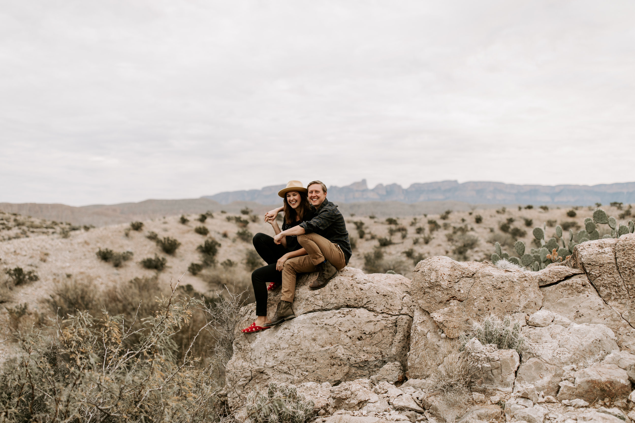 Evan & Grace