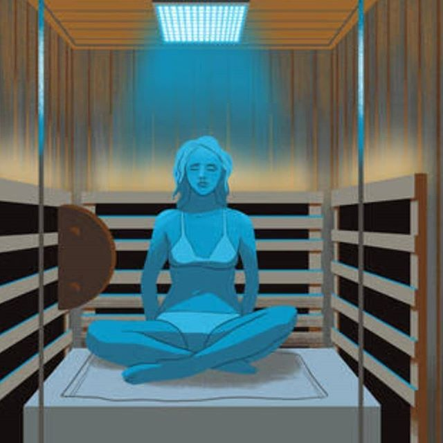 Our latest addition to relax and revive our body and soul has arrived at Sensu Spa.  Book your infrared sauna session individually or in a reviving float or massage package from next week.  www.sensuspa.com.au