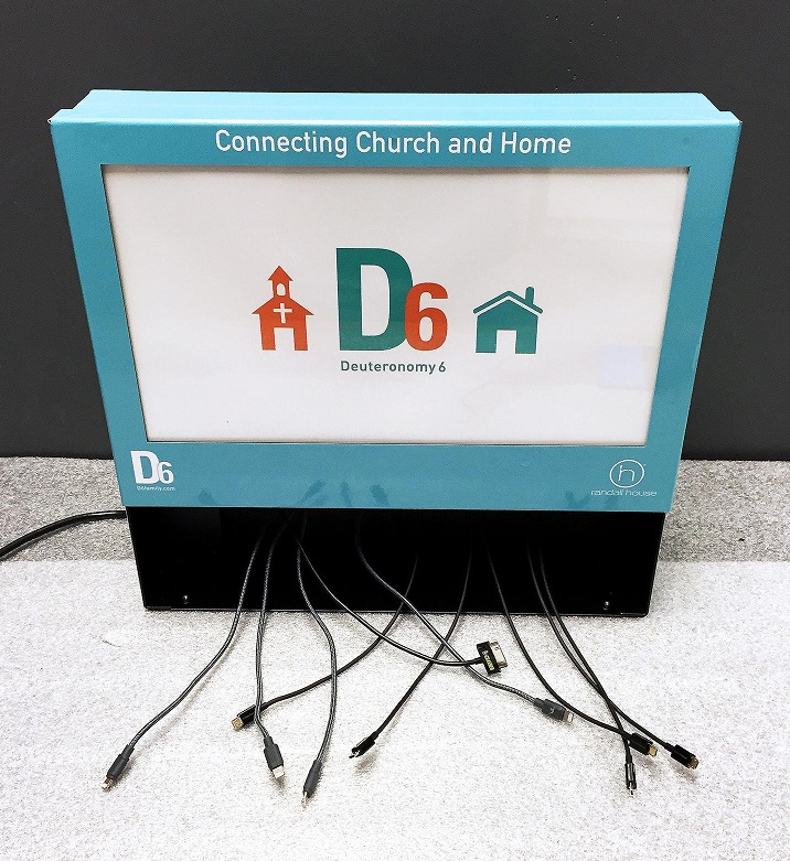 cell-phone charging-station-counter-flexc-church.jpeg