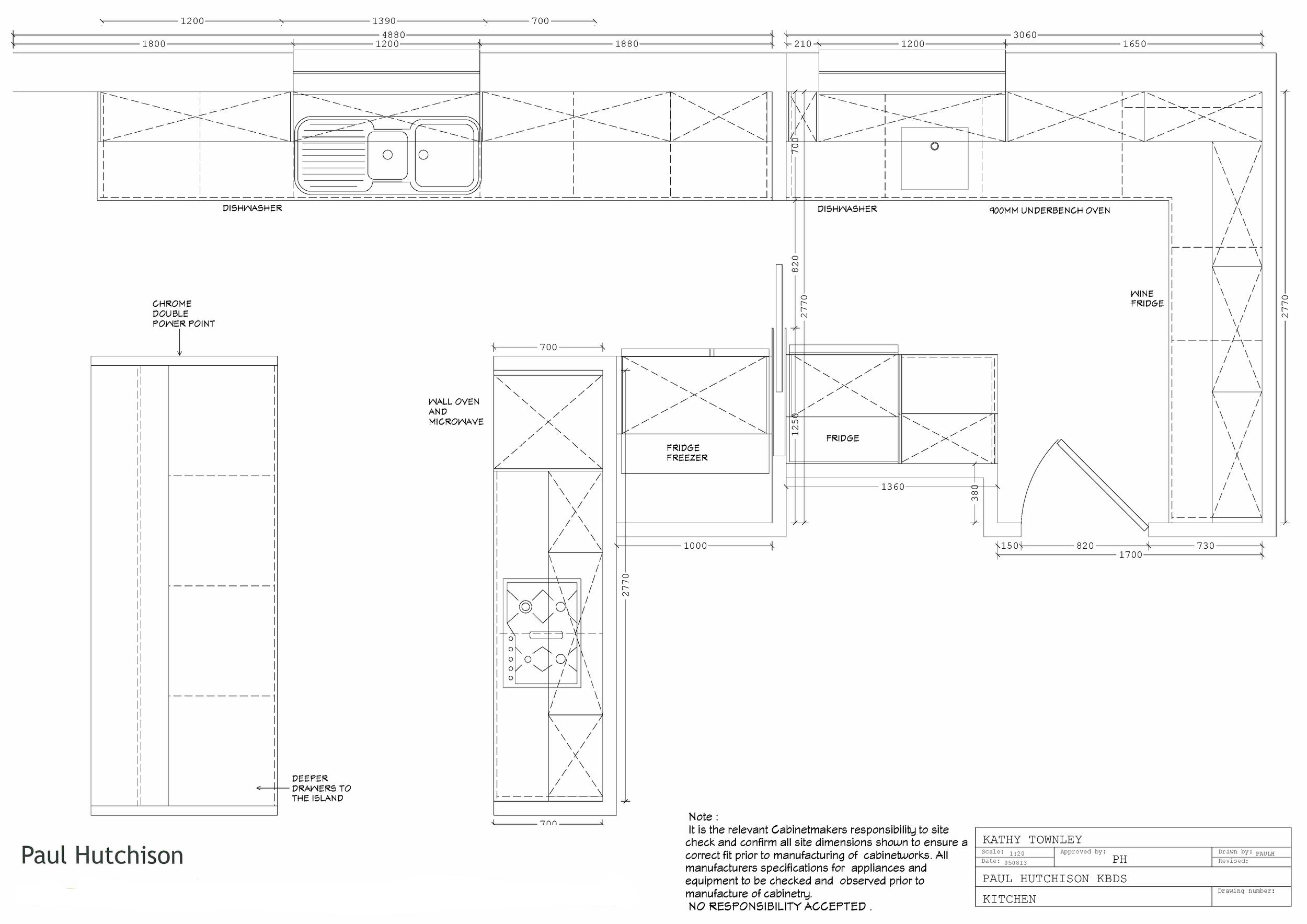 concept kitchen floorplan