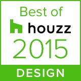 Houzz awards Design 2015