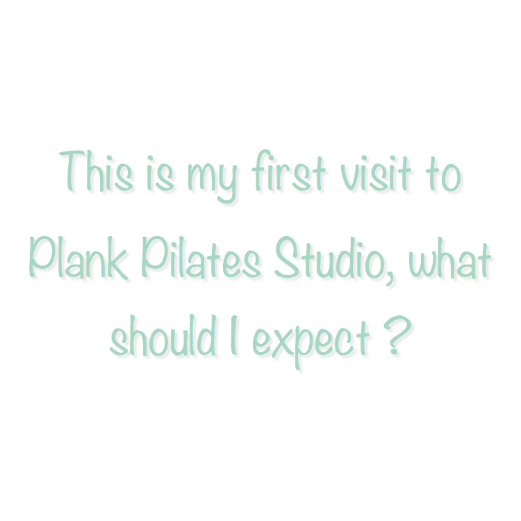 We strive to make every student feel comfortable in class whether it is your first class or your 50th class. If we don't happen to see you as you walk in please let the instructor know this is your first class so we can meet you and get to know your Pilates goals.  On your first visit there will be a small amount of paperwork to complete, so please arrive 10-15 minutes early. We have 2 restrooms available in the common areas if you need to change clothes. There are cubbies inside the studio to put your personal items during class. Please leave your shoes on the shoe rack in the common area outside the studio. We recommend you let the instructor know it is your first time at Plank and make sure to verbally tell the instructor if you have any injuries that we need to be aware of. Once class is ready to start, grab a mat and get ready for a great 50 minutes! After class each student is responsible for cleaning their mat (towels and cleaner are provided) and any props used during the class. Please put away your mat before you leave and then go out and enjoy the rest of your day!