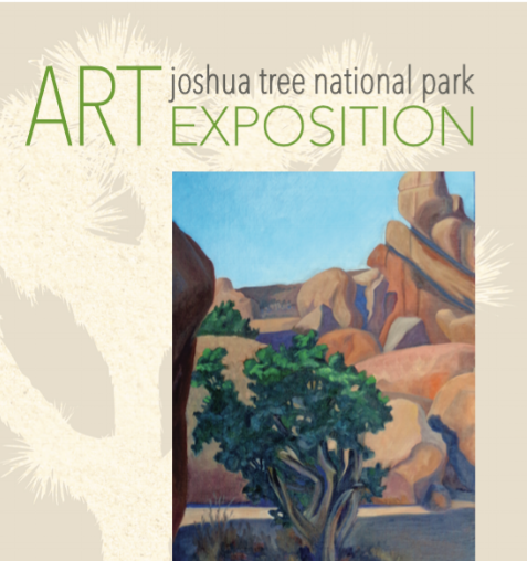 Joshua Tree National Park Art Expo 2017 - shared by JOSHUATREEVACATIONHOMES.COM