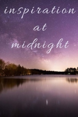 Inspiration at Midnight Journal -