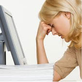 Poor lighting causes workplace stress