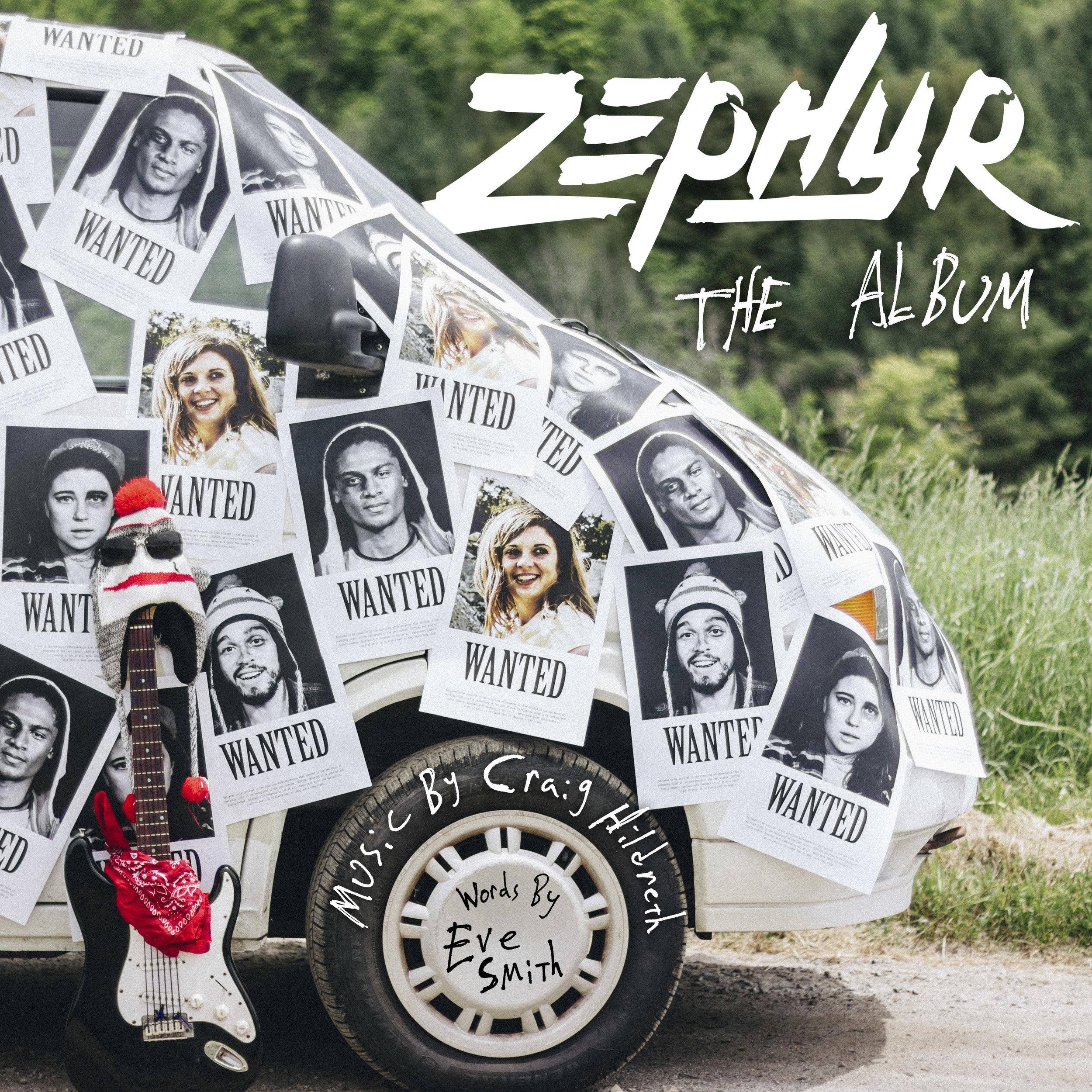 Zephyr Movie Album Cover