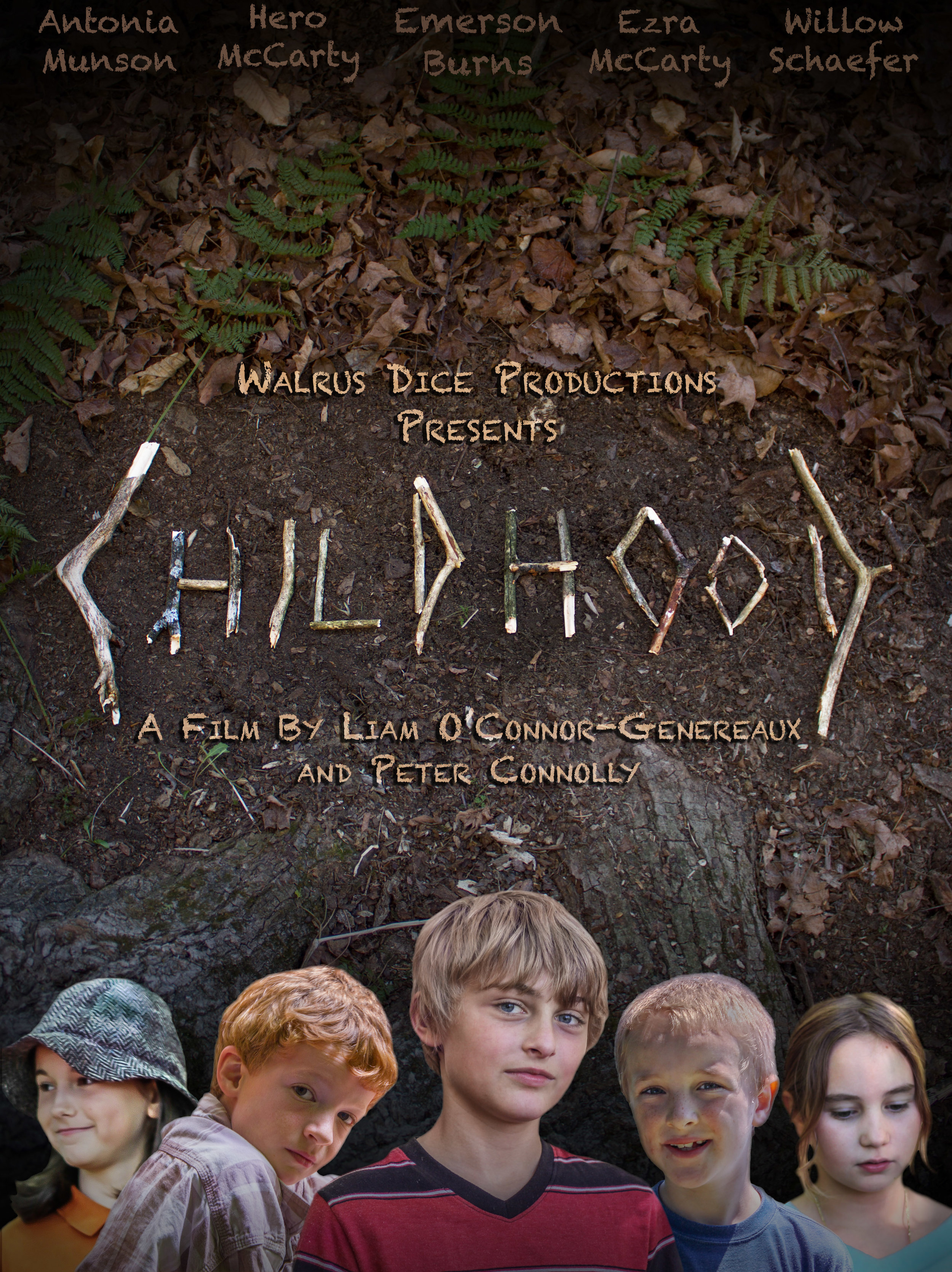 Childhood DVD Cover
