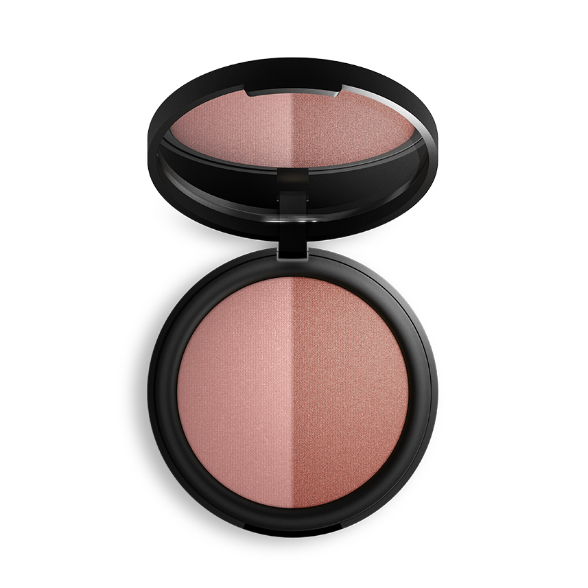 INIKA Organic - Baked Mineral Blush Duo (Burnt Peach) - If you don't currently use blush as part of your make-up routine, you need to start using INIKA's Burnt Peach Blush Duo set! There are two beautiful shades of blush (rose and peach) which both give your face a warm, and healthy glow. It just brings so much life to my face and I can't go without it.