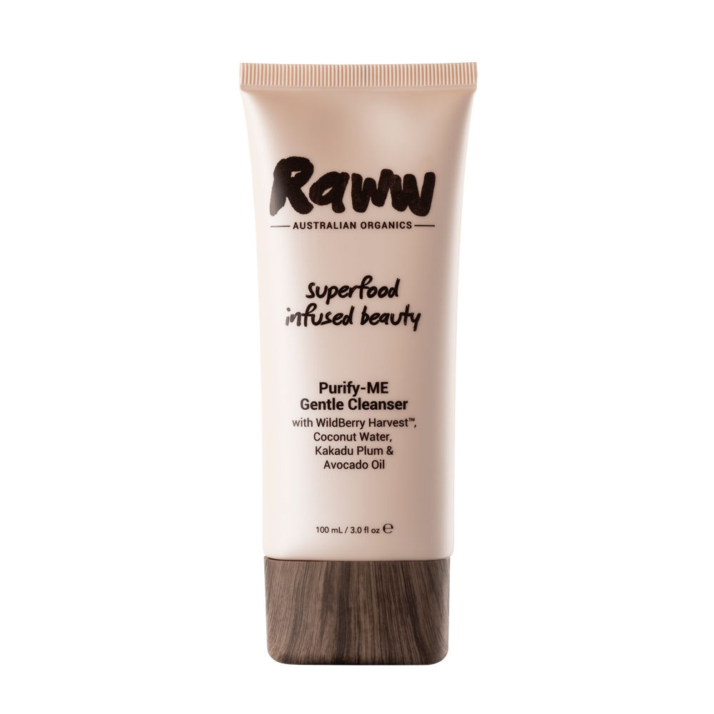 Raww Cosmetics - Purify-ME Gentle Cleanser - I cannot vouch for this cleanser enough!! I've been using their cleanser for over a year now and it is hands down the best one I have ever tried. It smells amazing, made with great ingredients and cleans my skin so well (all of the dirt & make-up on my face instantly comes off).