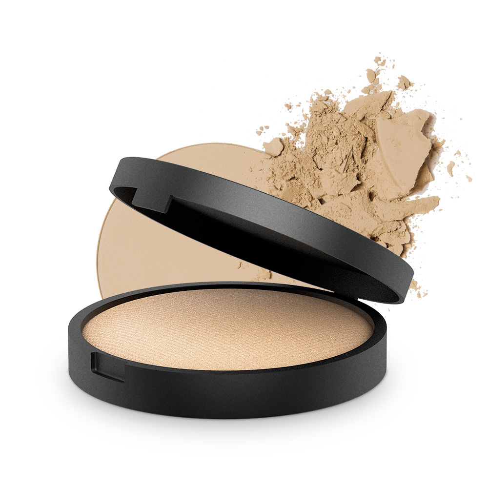 INIKA Organic - Baked Mineral Foundation - I always finish off my make-up by setting it with this mineral foundation. It gives great coverage, is light/breathable and never cakey! I use the shade 'Inspiration'. It's best if you see the examples of the shades being used on the models as a guide for what shade best suits your skin.