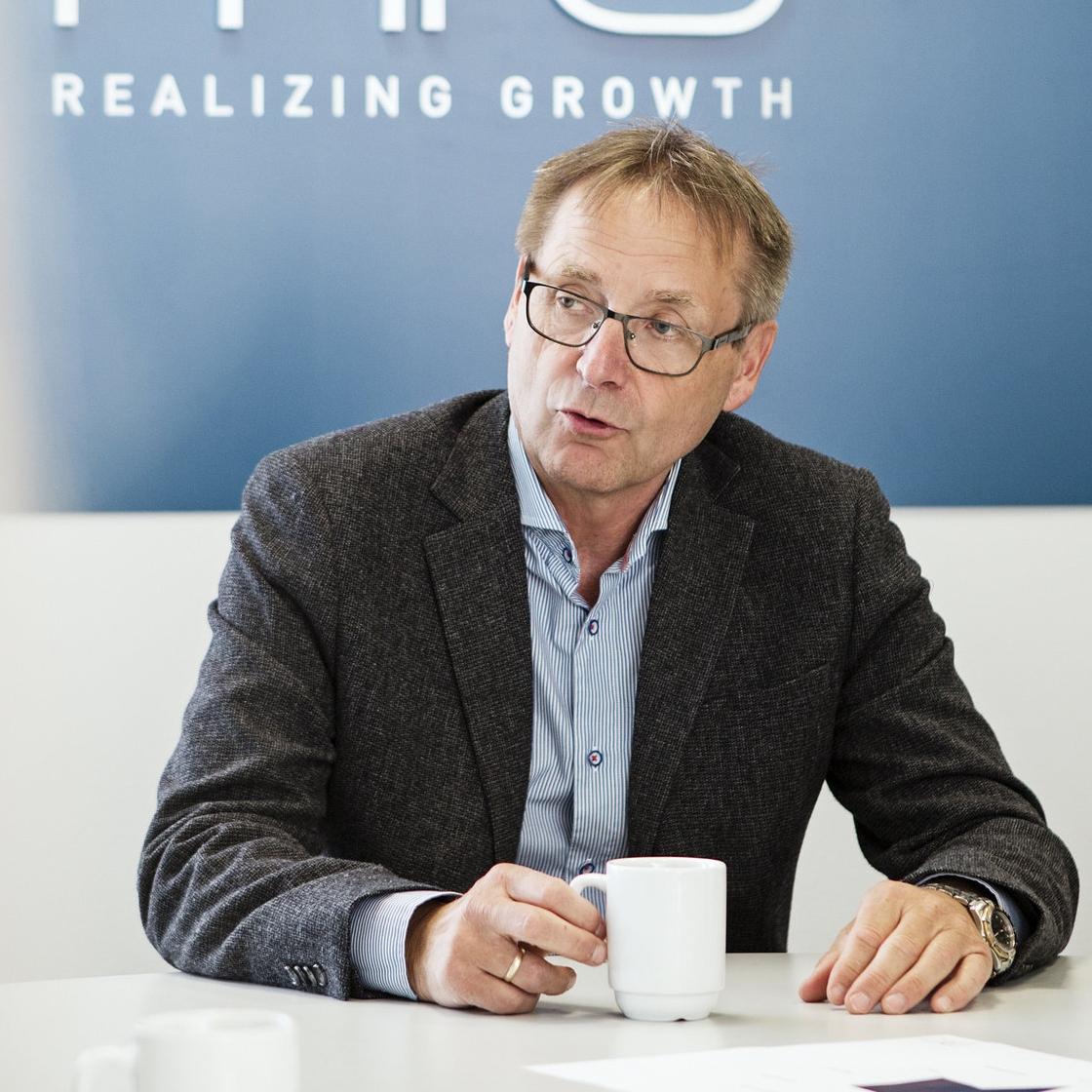 Bjørn Gjerde i MRB.