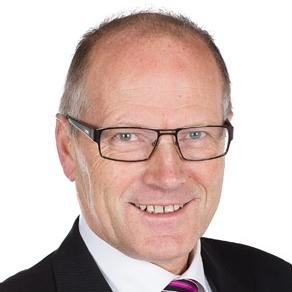 Harald Valved er partner i Bedriftsmegling Vest.