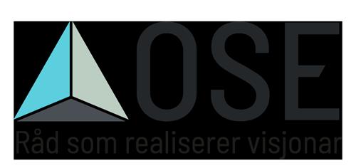 OSE AS er i dag et veletablert selskap med godt renommé, forankret med hovedkontor i Ørsta.  Ledestjerne:   Vi tilfører våre kunder merverdier gjennom tverrfaglige og bærekraftige løsninger   OSE tilbyr tjenester innen:  - Plan, infrastruktur og landskap/ arkitektur  - Byggteknikk og prosjektstyring  - Taksering  Omsetning:  18 MNOK i 2018, forventet vekst til 30 MNOK innen 2024.   www.oseing.no