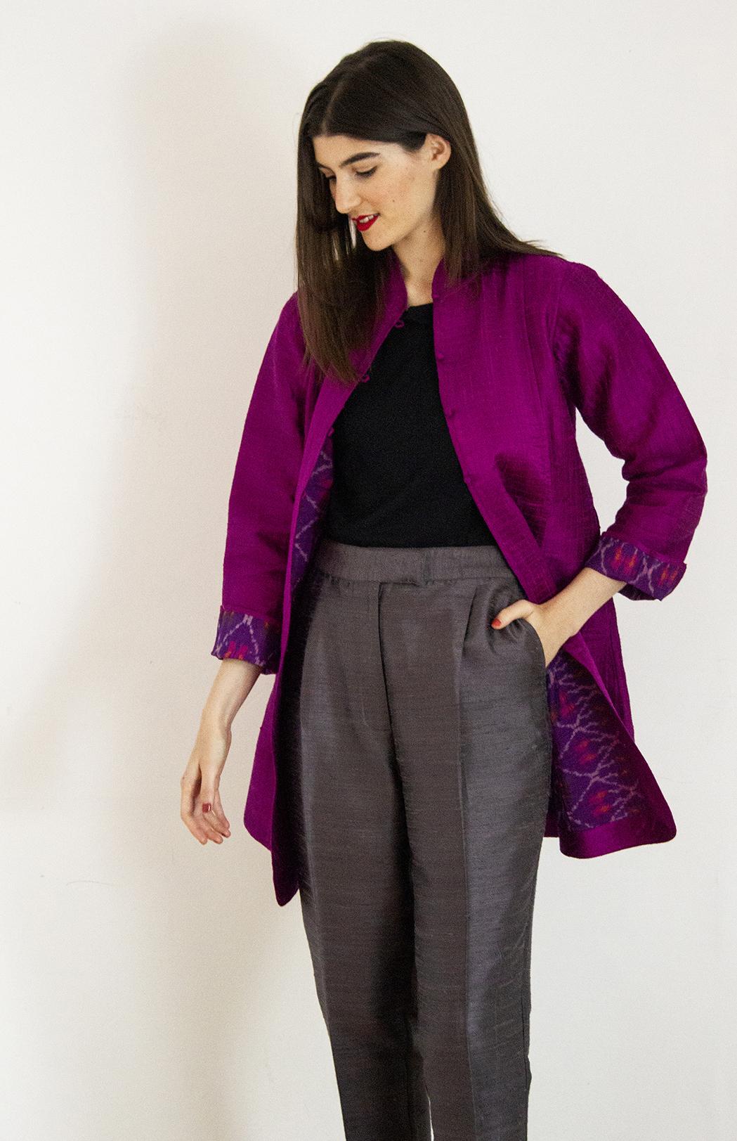 Jaadu  beautiful silks and velvets