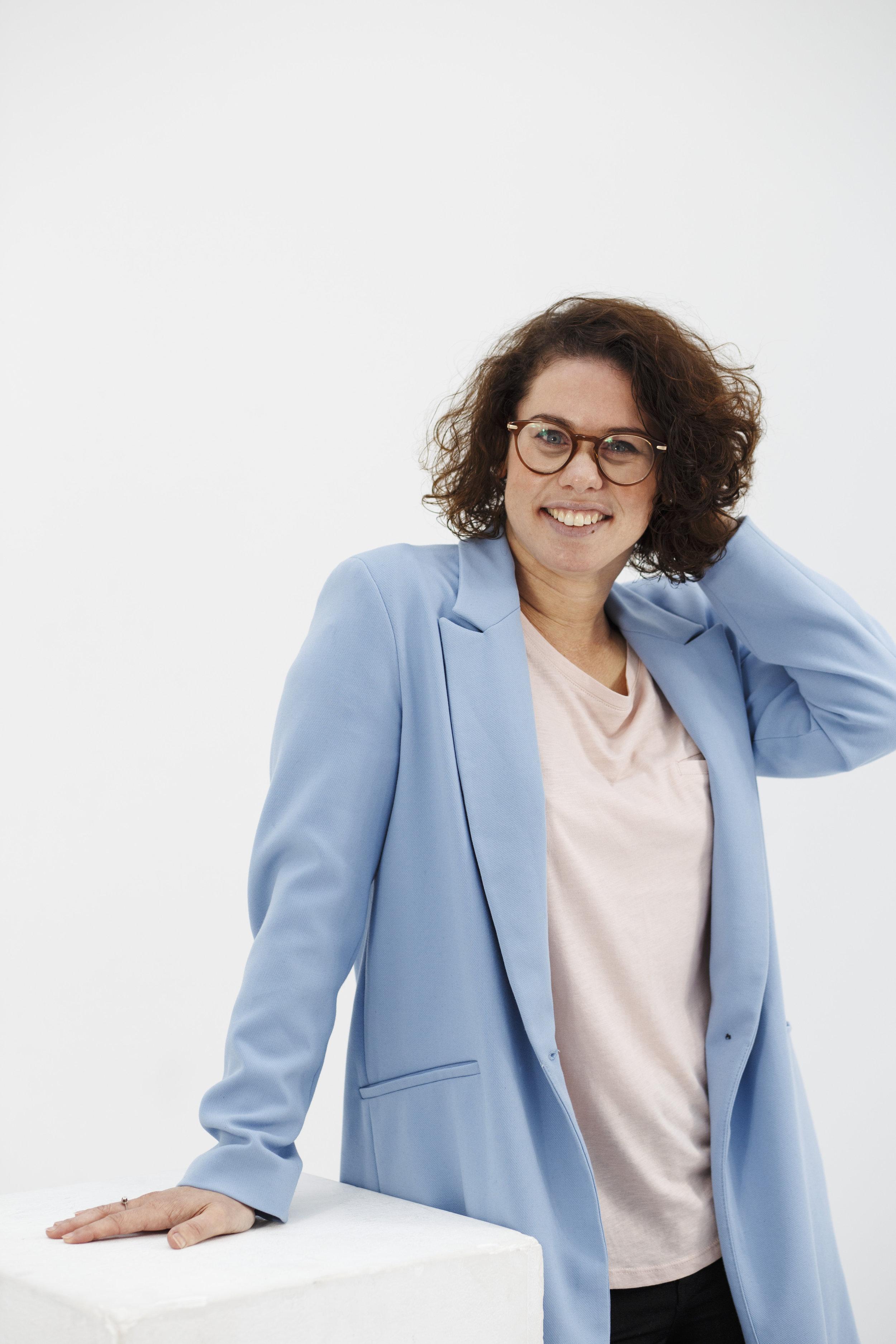 marina de haan - Marina is the founder of ZoeteLiefde and the writer of poetry book