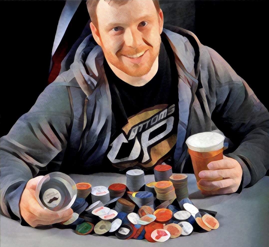 Josh Springer, uppfinnare.