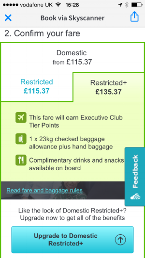 Skyscanner's first-phase trial of NDC booking begins with British Airways