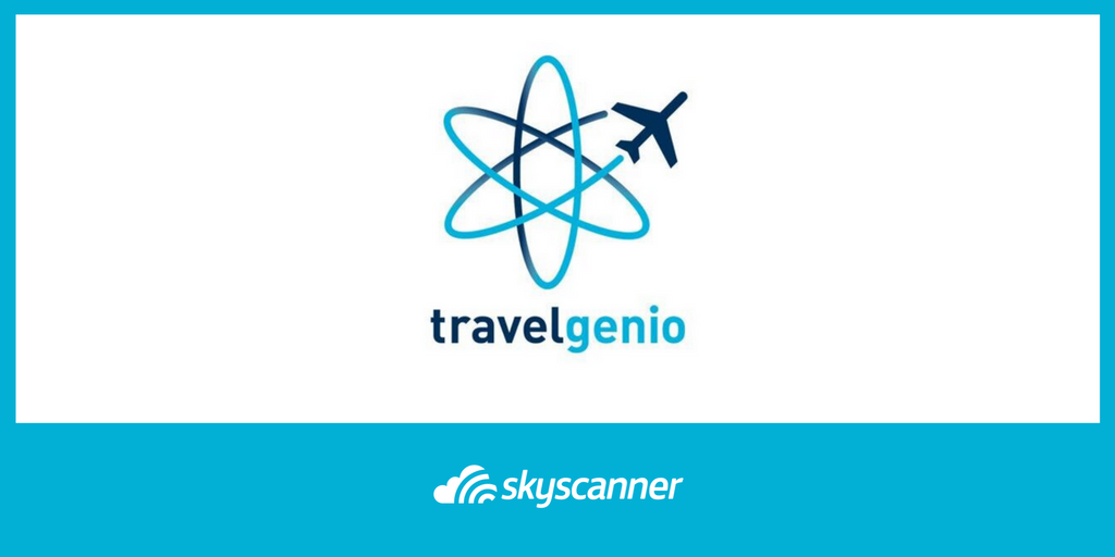 Travelgenio and Skyscanner
