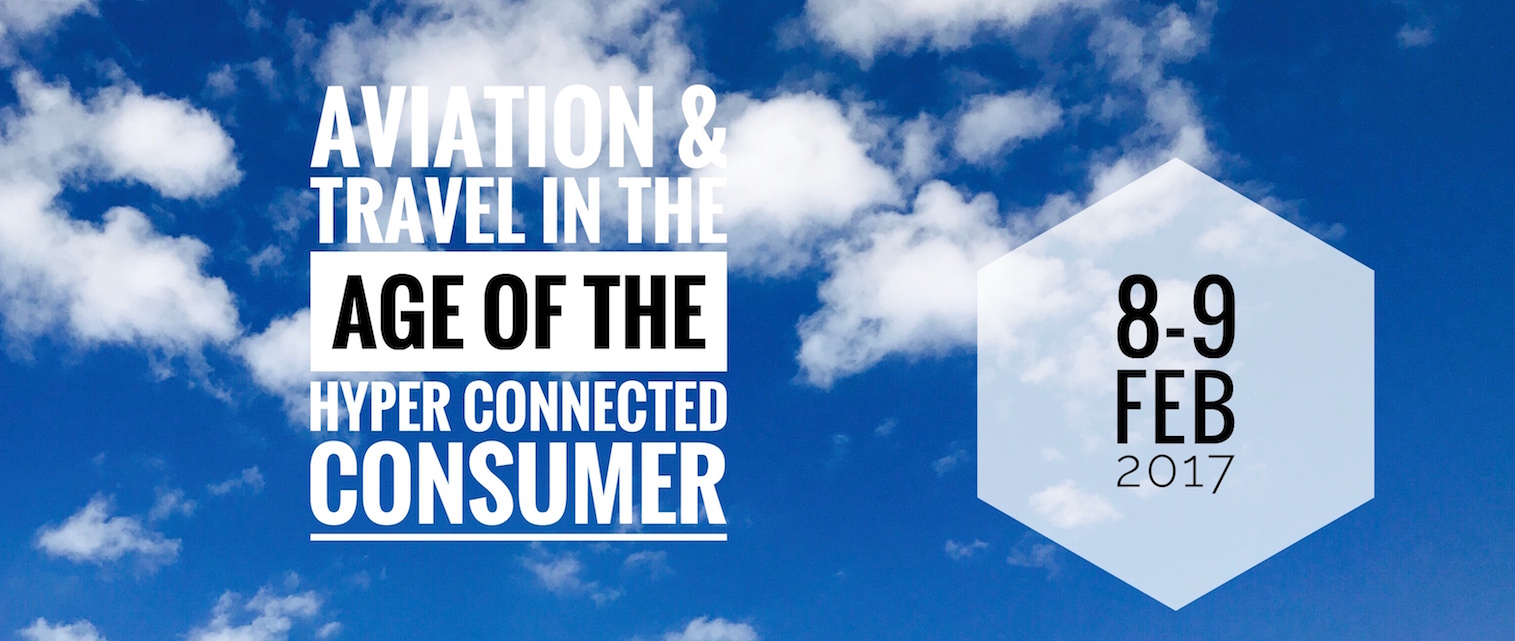 Aviation and travel in the age of the hyper connected consumer