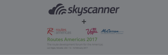 Skyscanner at Routes Americas route development forum