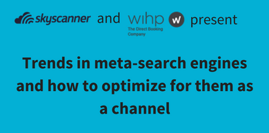 Trends in meta-search engines and how to optimize for them as a channel
