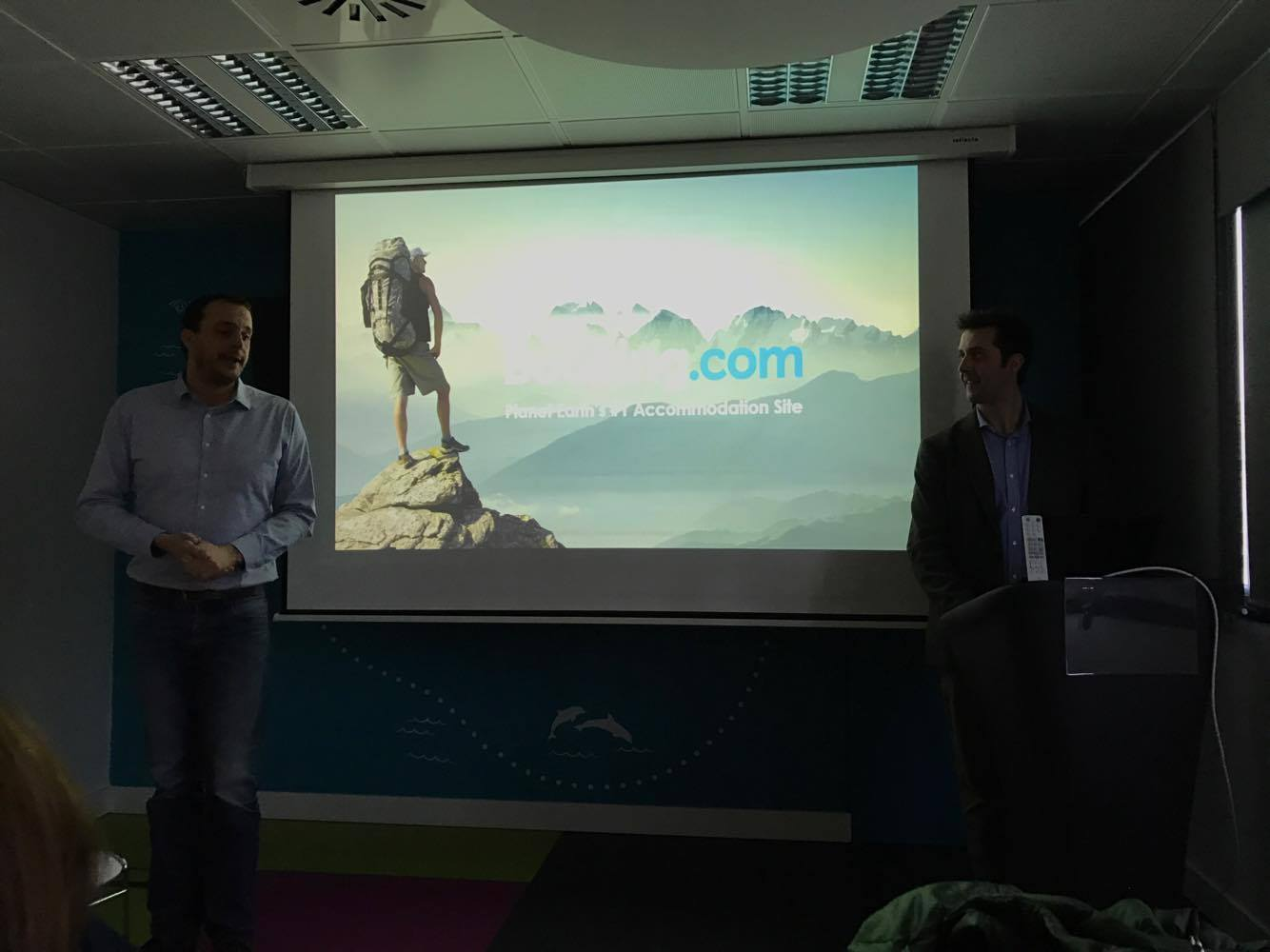 Skyscanner's first industry hotels event