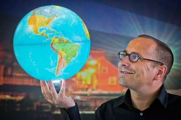 Gareth Williams, CEO and founder of Skyscanner