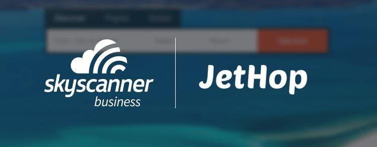 Skyscanner API powers JetHop