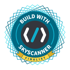 Build with Skyscanner logo