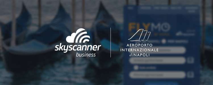 Skyscanner for Business and Naples International Airport