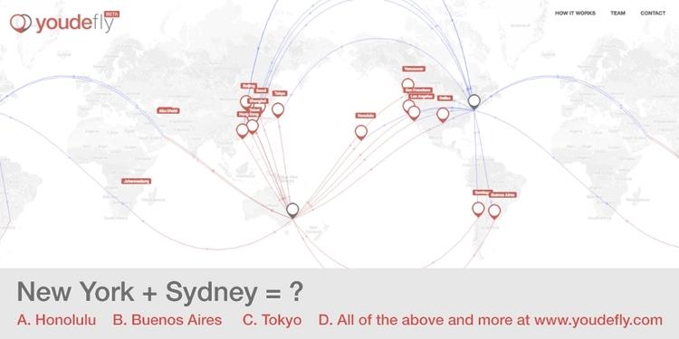 Youdefly flight search