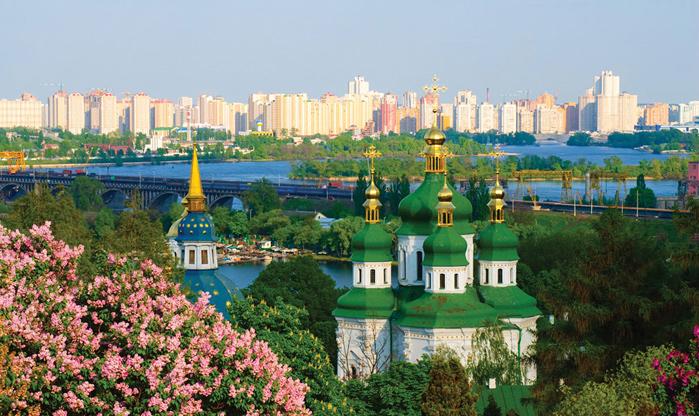 Kiev Saint Sophia's Cathedral