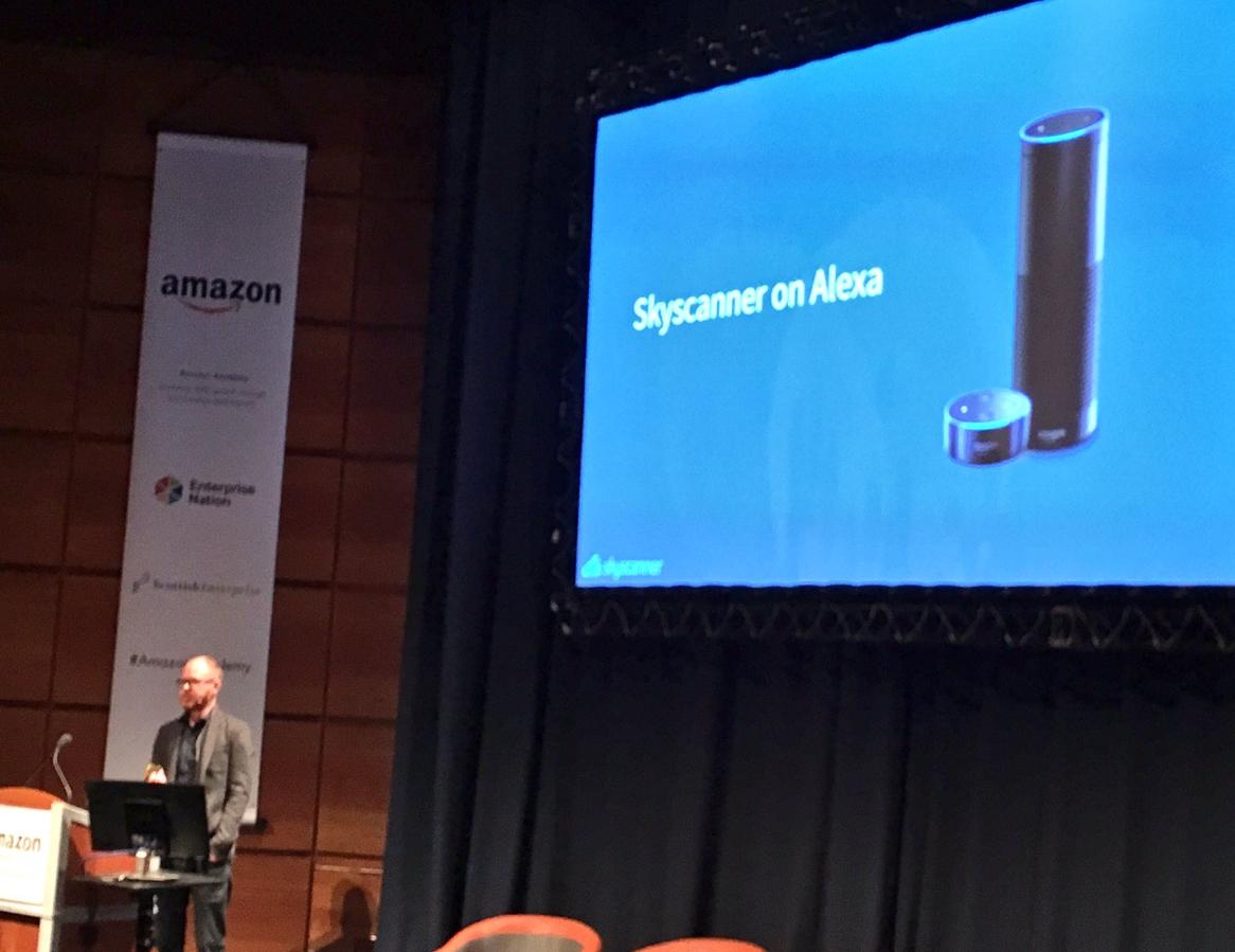 Skyscanner on Alexa Presentation