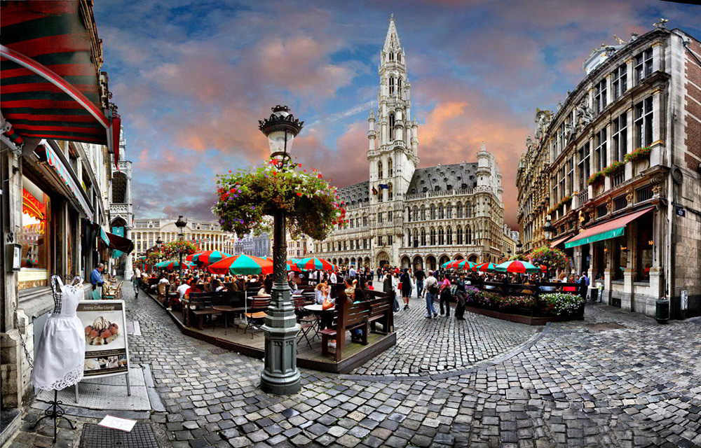 Brussels Grand Palace