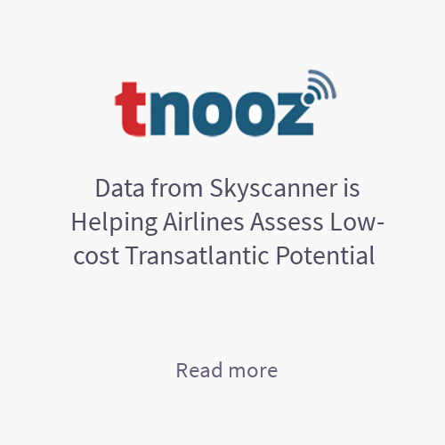 Data from Skyscanner is Helping Airlines Assess Low-cost Transatlantic Potential - Tnooz