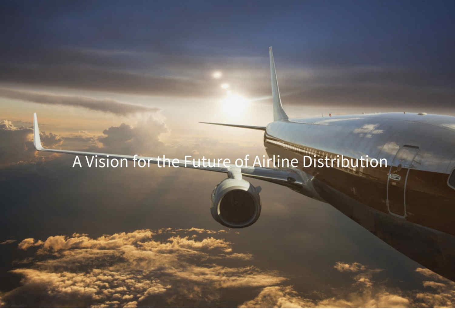 Future of Airline Distribution