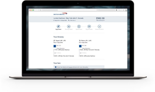 BA uses Direct Booking with Skyscanner