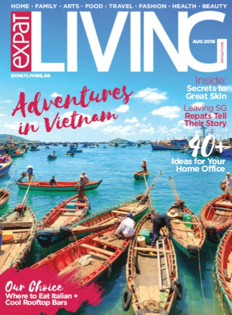 Expat Living Singapore August 2016 - Front Cover.jpg