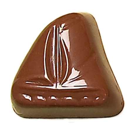 BOAT  Rich caramel ganache