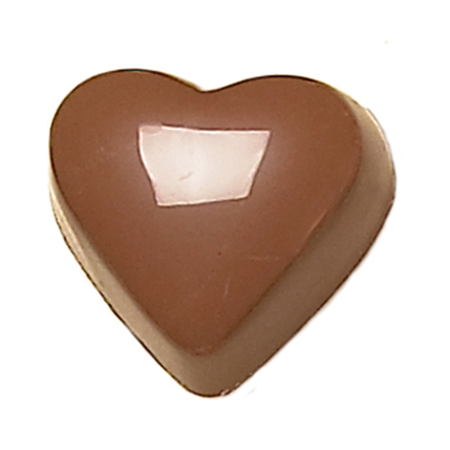COEUR  Smooth hazelnut praliné