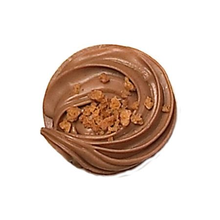 CUVET  Milk chocolate gianduja