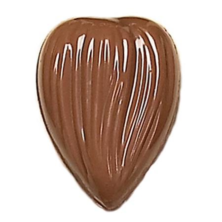 ALMOND DUO  Dark chocolate gianduja