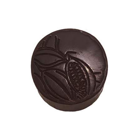 CHILI  Dark ganache with a subtle hint of chili