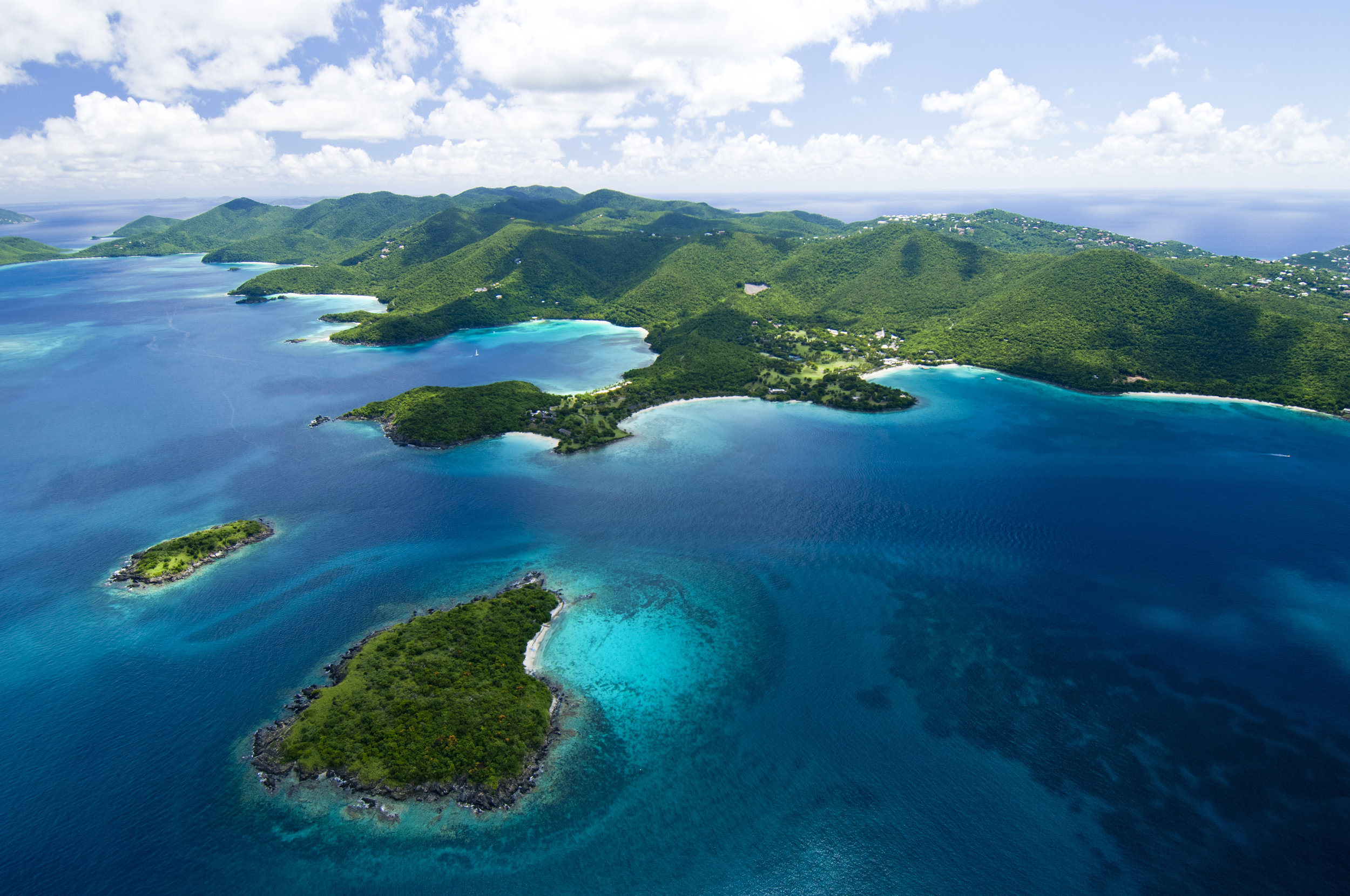 Cruise along the breathtaking shores of St John's National Park. Enjoy the beautiful north shore beaches in contrast to her quieter south side's dramatic rocky shoreline. Snorkel world class reefs. Choose from a variety of lunch options. No Customs and Immigration fees or lines