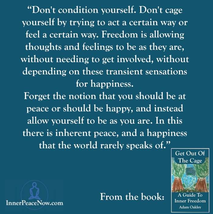Quotes On Inner Peace — InnerPeaceNow.com