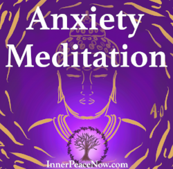 A free meditation for healing and relieving anxiety...
